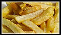 Chips : Bonfire Night Food