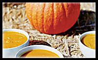 Pumpkin Soup : Bonfire Night Food