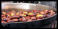 Roasted Chestnuts : Bonfire Night Food