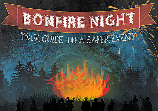 Bonfire Night Safety Website