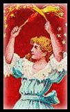 Firework Girl Poster