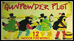 Fireworks : Gunpowder Plot Poster