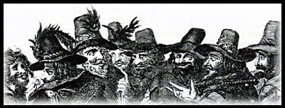 Guy Fawkes Gunpowder Plot Plotters