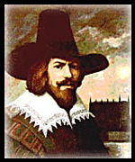 Guy Fawkes History 1605