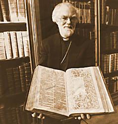 King James Bible (kjv) : Archbishop of Canterbury Dr Rowan Williams