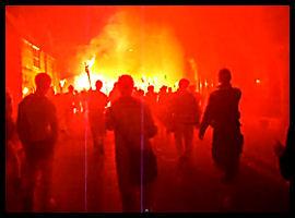 Lewes Bonfire Night Celebration