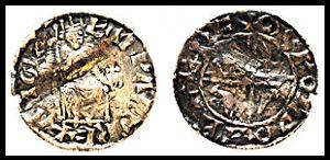 Lewes Mint Coin Danegelt Tax