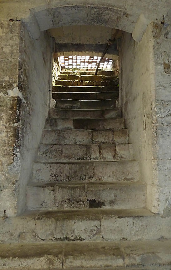 Lewes Protestant Martyrs Steps Star Inn Town Hall Undercroft