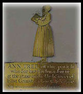 Anne Tree : Sussex Protestant Martyr Memorial