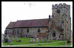 Warbleton Church : Sussex Martyrs Of The Reformation