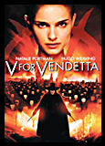 V For Vendetta Dvd Movie Film Video