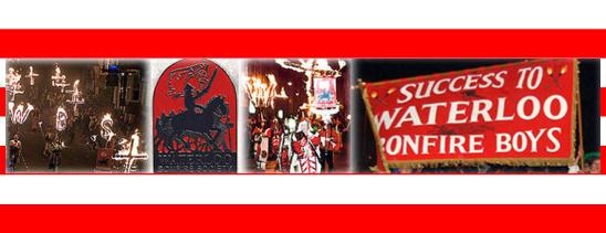 WBS Waterloo Bonfire Society Lewes